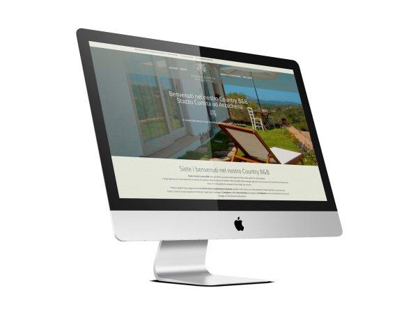 Realizzazione sito Stazzu Cumita - RedfishAdv