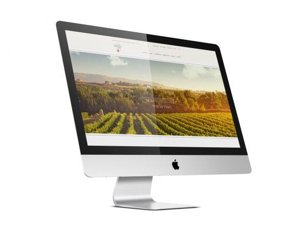 Realizzazione sito Vigne Deriu - RedfishAdv